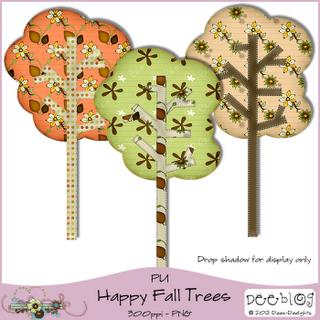 free digi scrapbook tree elements