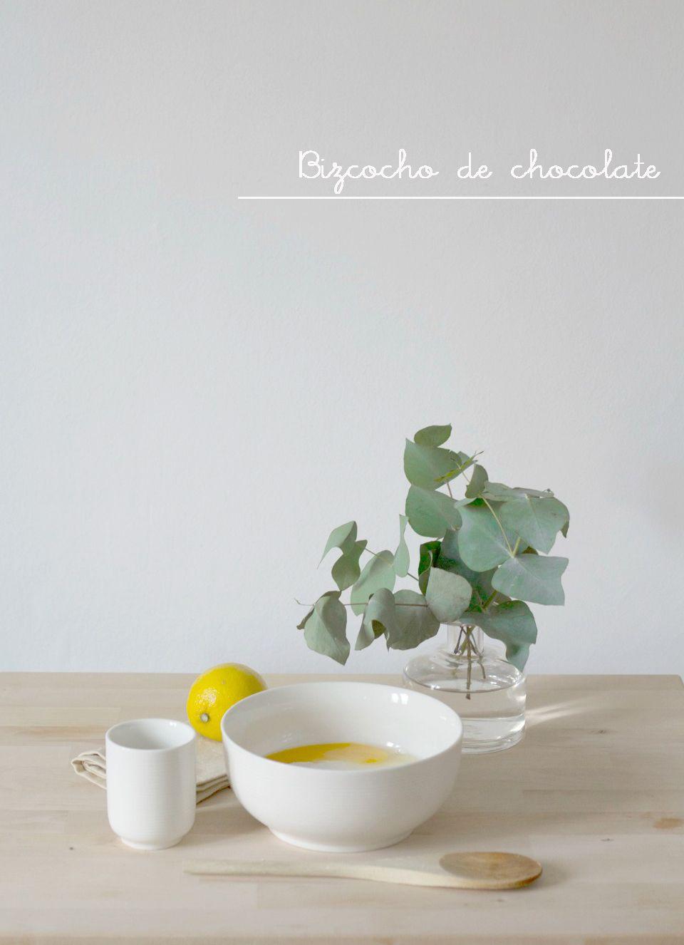 Bizcocho de chocolate - Daglig