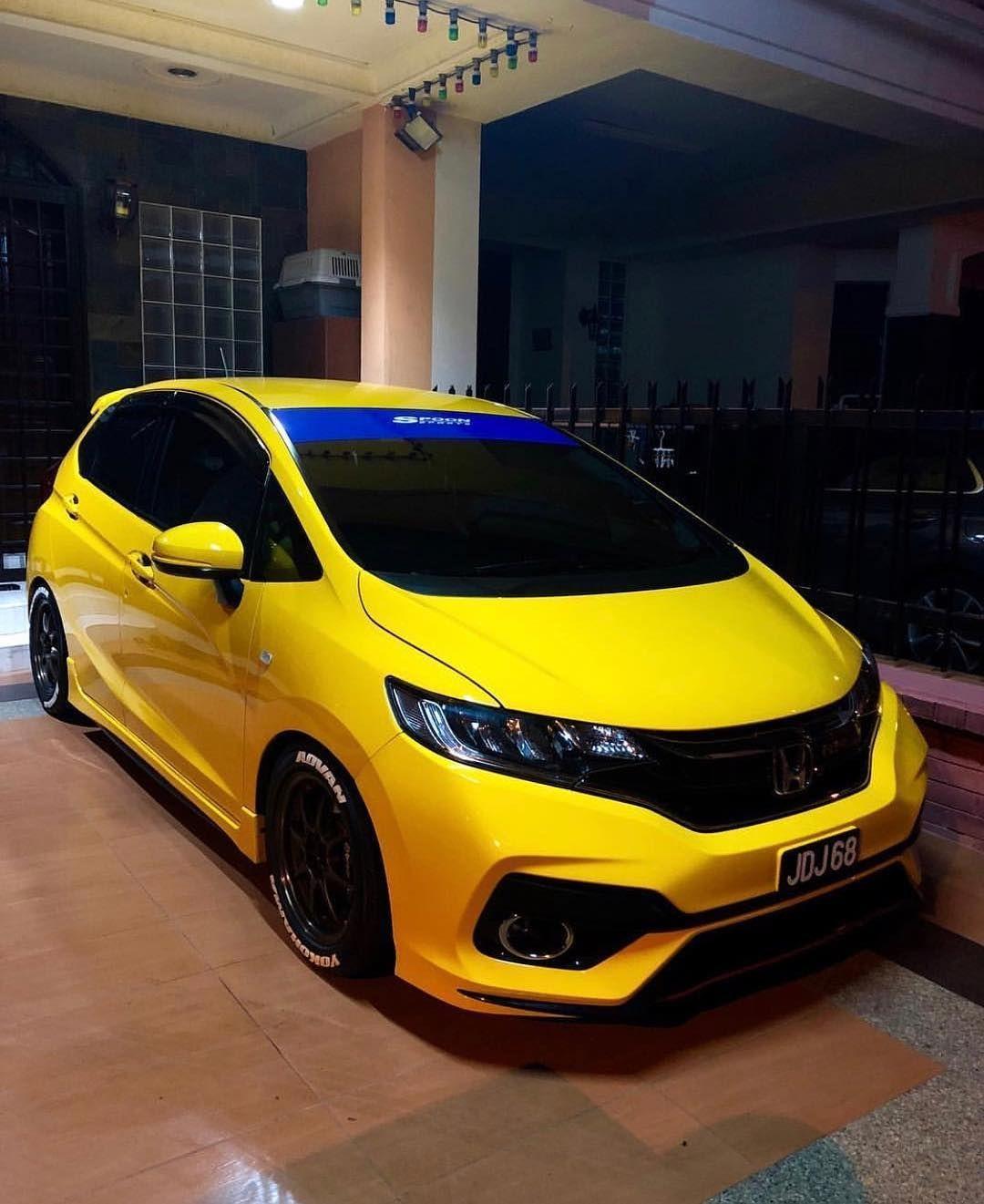 Bossku Assez Propre Jazzfitmy Honda Jazz Fit Jazzgk Fitgk Gk5 Flrs F3gkd Honda Fit Honda Fit Jazz Honda Jazz