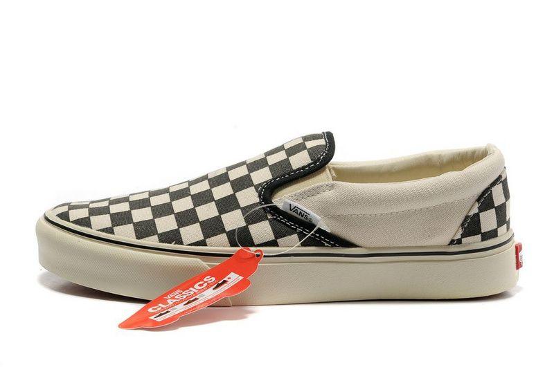chaussure slip on femme vans