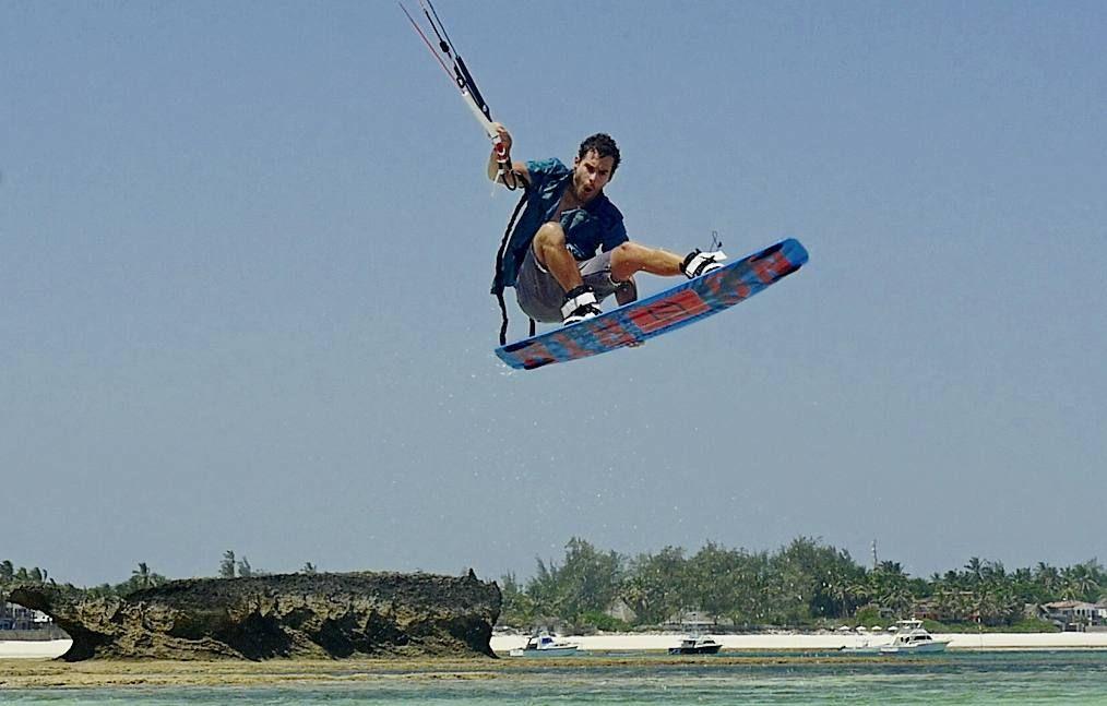 Kiteboarding School in Africa Tribe Watersports Watamu