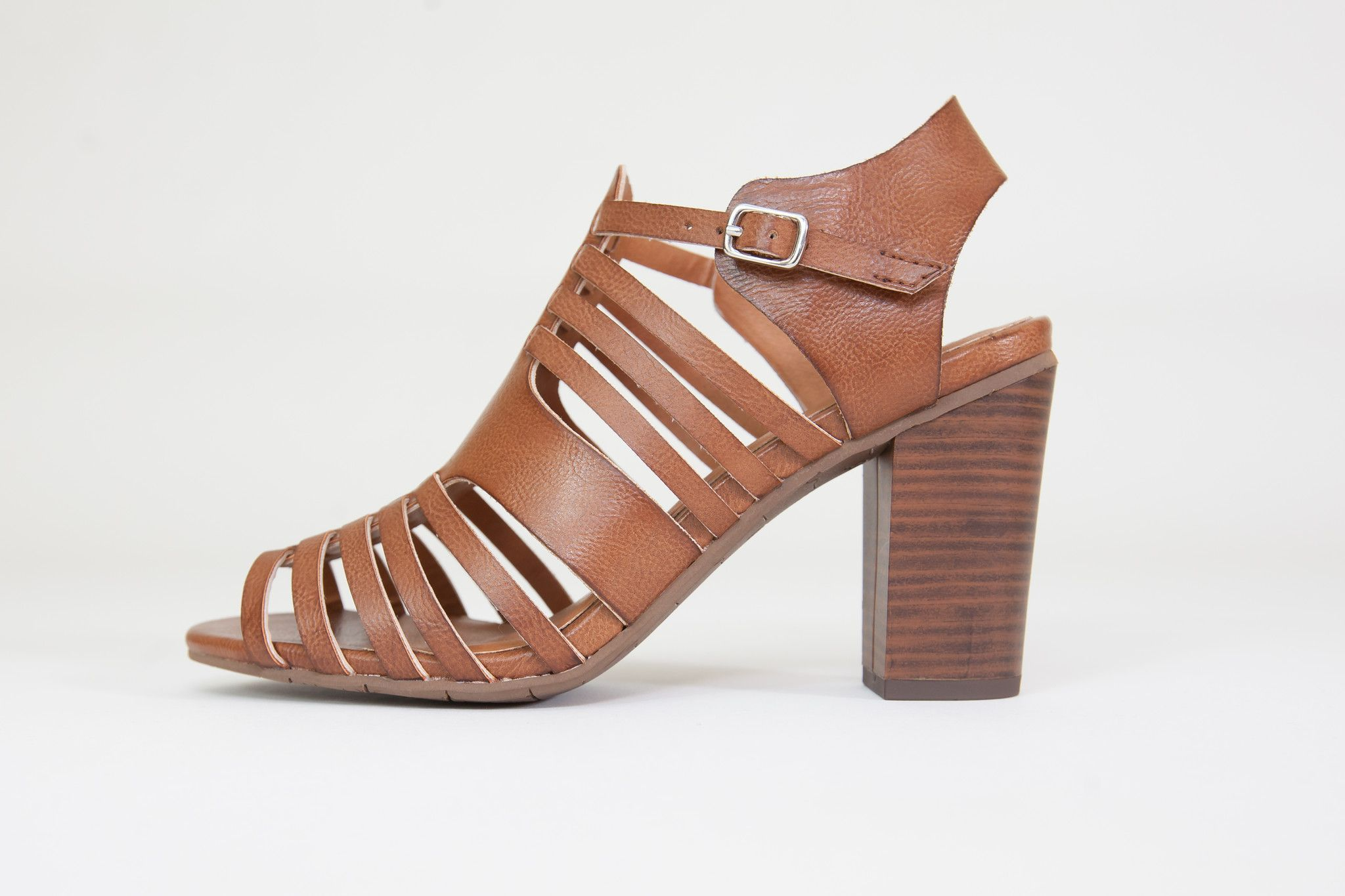 Seychelles Rescue Tan Heels | Shoes | June Ruby
