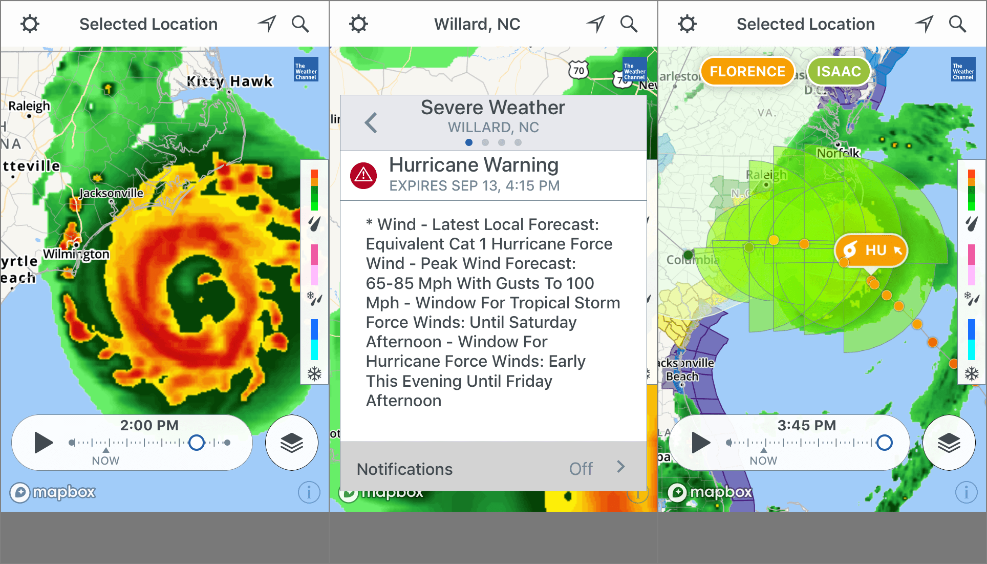 The 5 Best Hurricane Tracker Apps Of 2020 Storm Tracker Hurricane Organization Apps