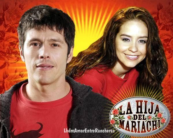 Mario Duarte Y Diana Angel En La Hija Del Mariachi Con Imagenes