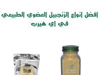 افضل انواع الزنجبيل في اي هيرب Condiments Food Salt