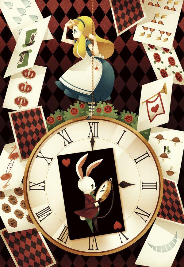 All Things Alice In Wonderland