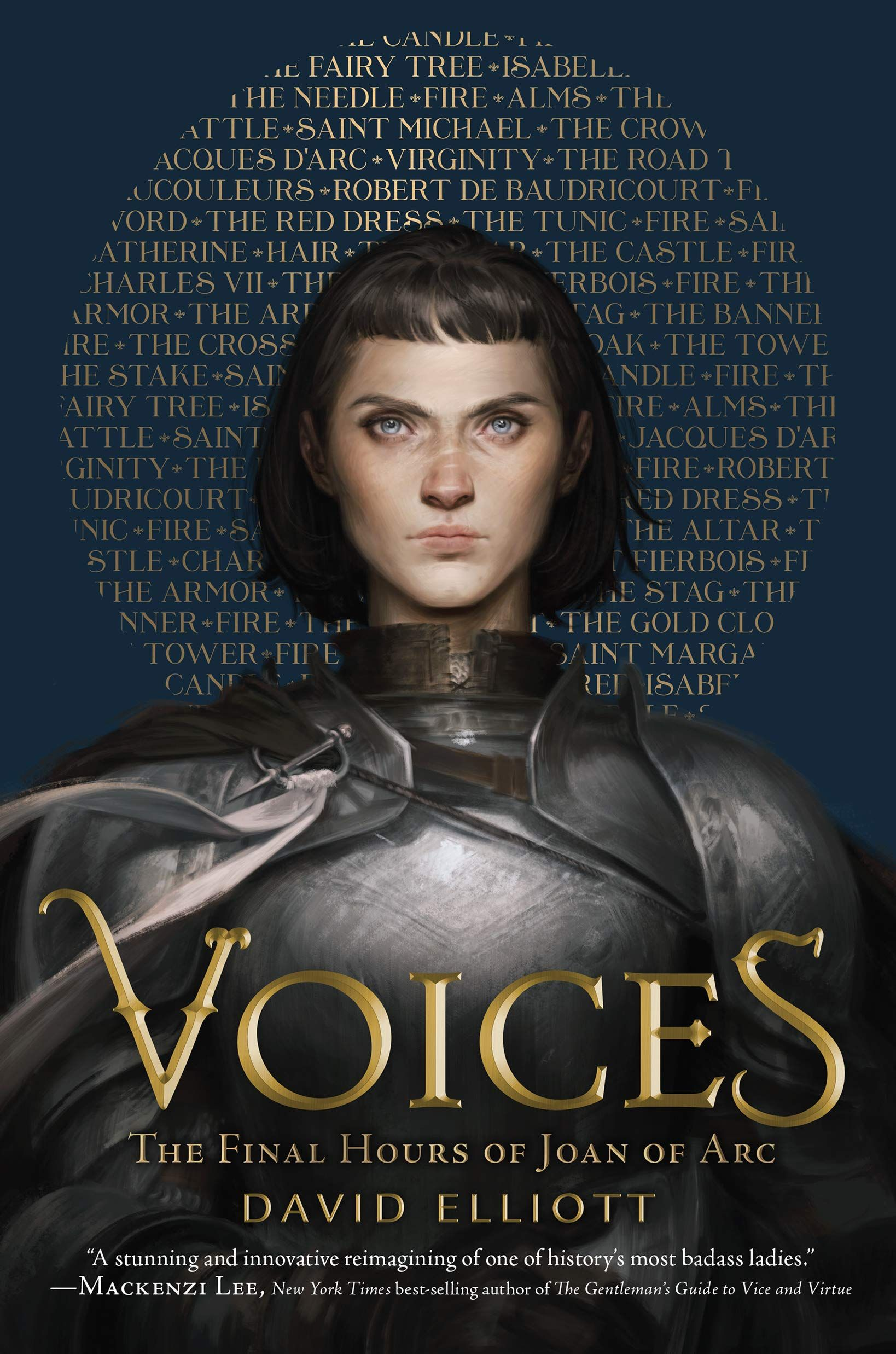 Voices The Final Hours Of Joan Of Arc Hardcover March