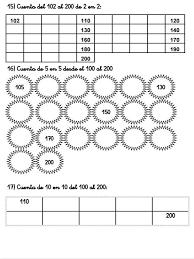 Resultado de imagen para actividades de numeración hasta 100