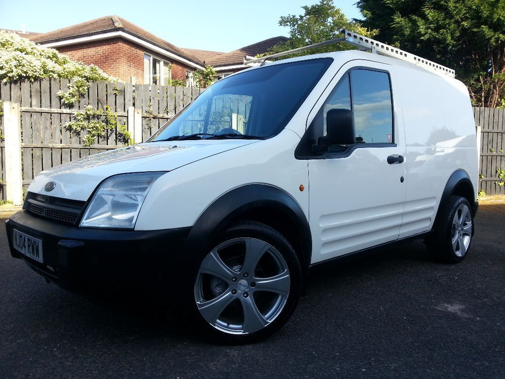 1995 super clean ford transit connect diesel van 18 inch alloy wheels roof