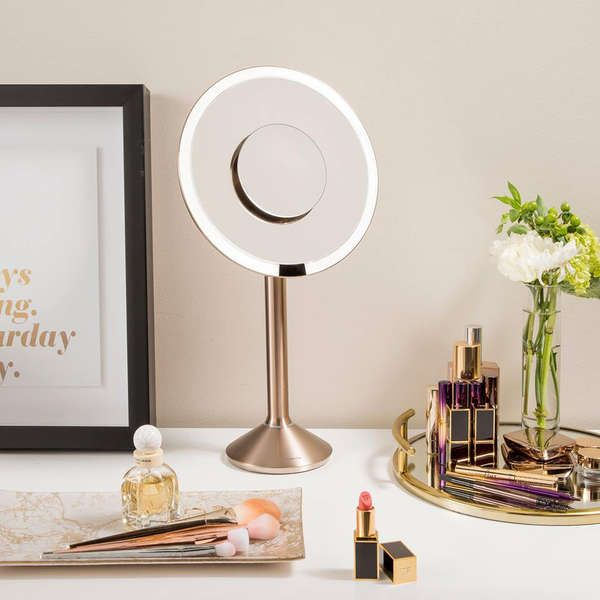 10 Best Makeup Mirrors Mirrors That Light Up Simple Human Mirror Best Makeup Products