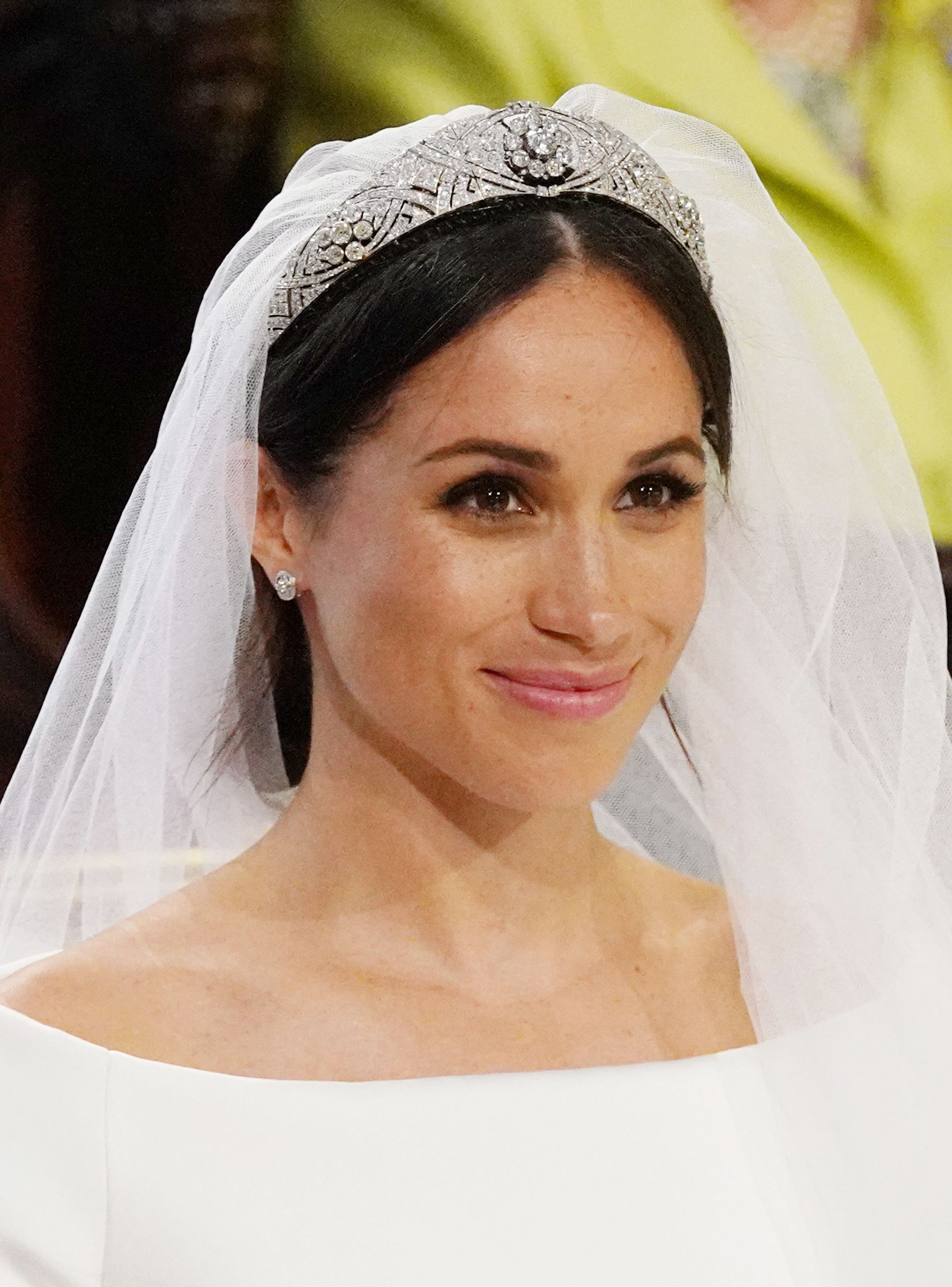 We Finally Know Where Meghan Markle Found Inspiration For Her Wedding Makeup Wedding Day Makeup Wedding Makeup Natural Wedding Makeup