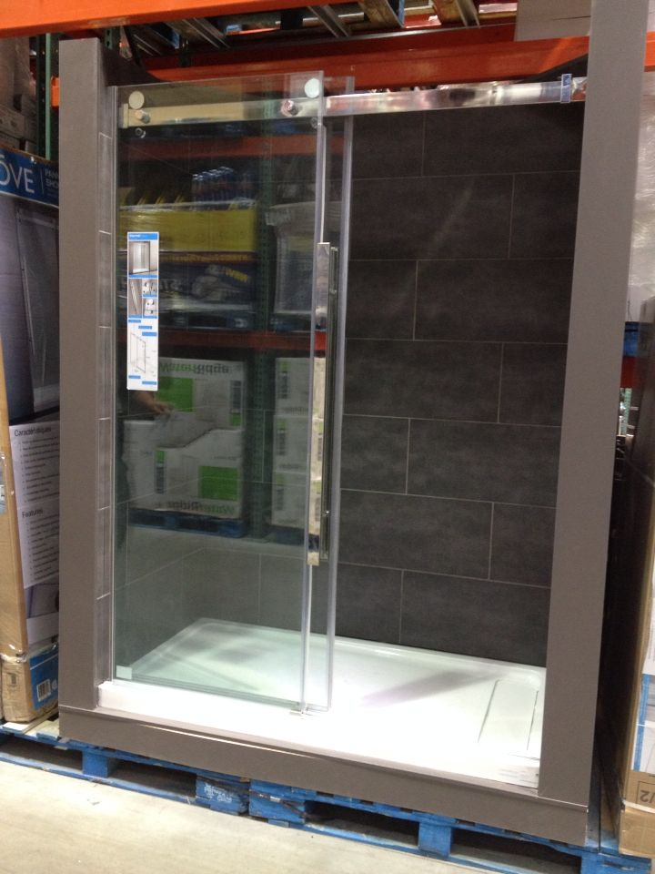Costco Shower Doors And Floor June 2015 Will Include Price And