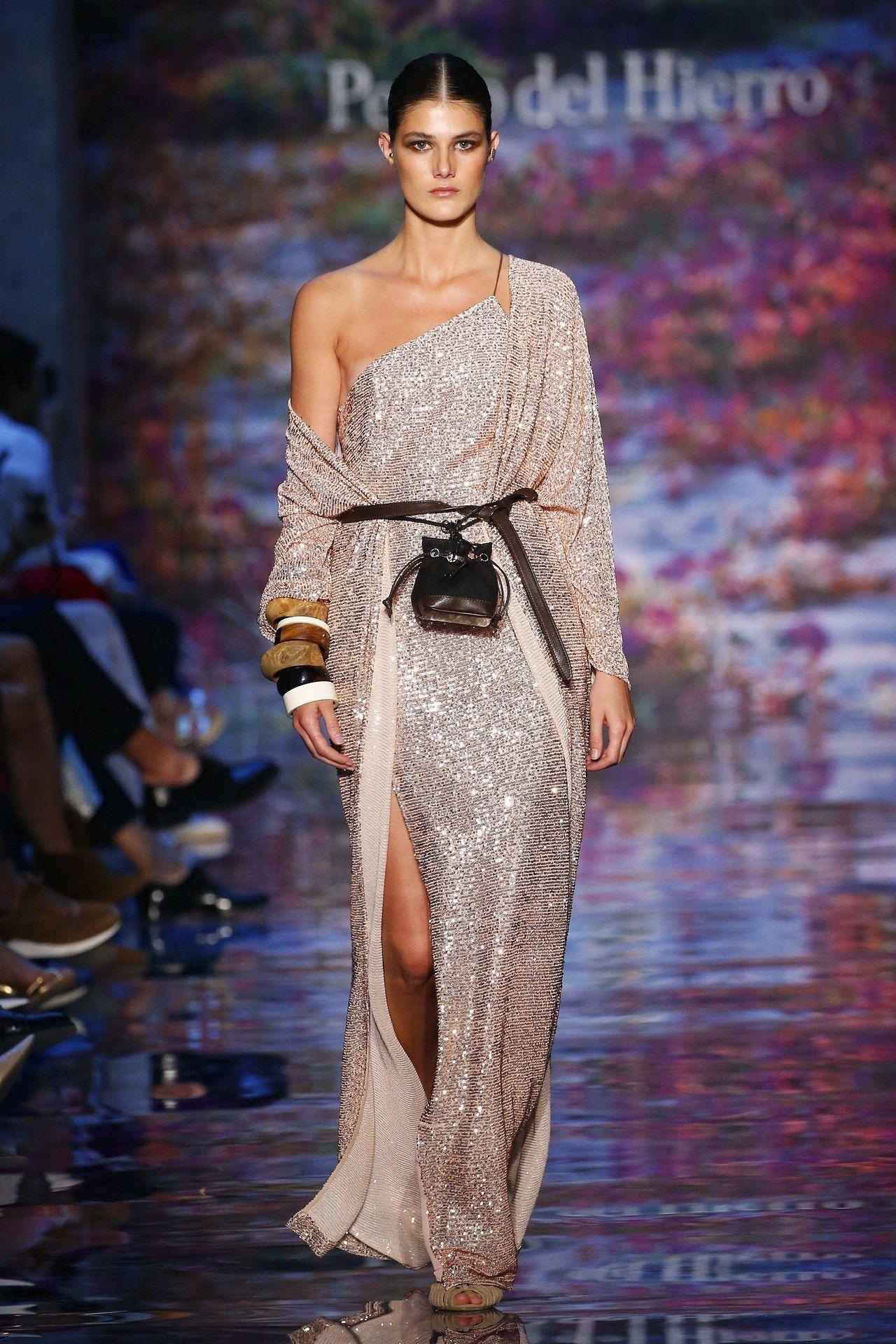 Pedro Del Hierro Madrid Spring 2020 Collection Fashion Fashion Show Fashion Week