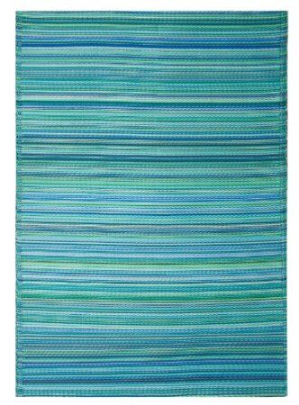 This Would Look Beautiufl On My Deck Amazon Com Fab Habitat 5 Feet By 8 Feet Cancun Indoor Outdoor Rug Outdoor Plastic Rug Fab Habitat Indoor Outdoor Rugs