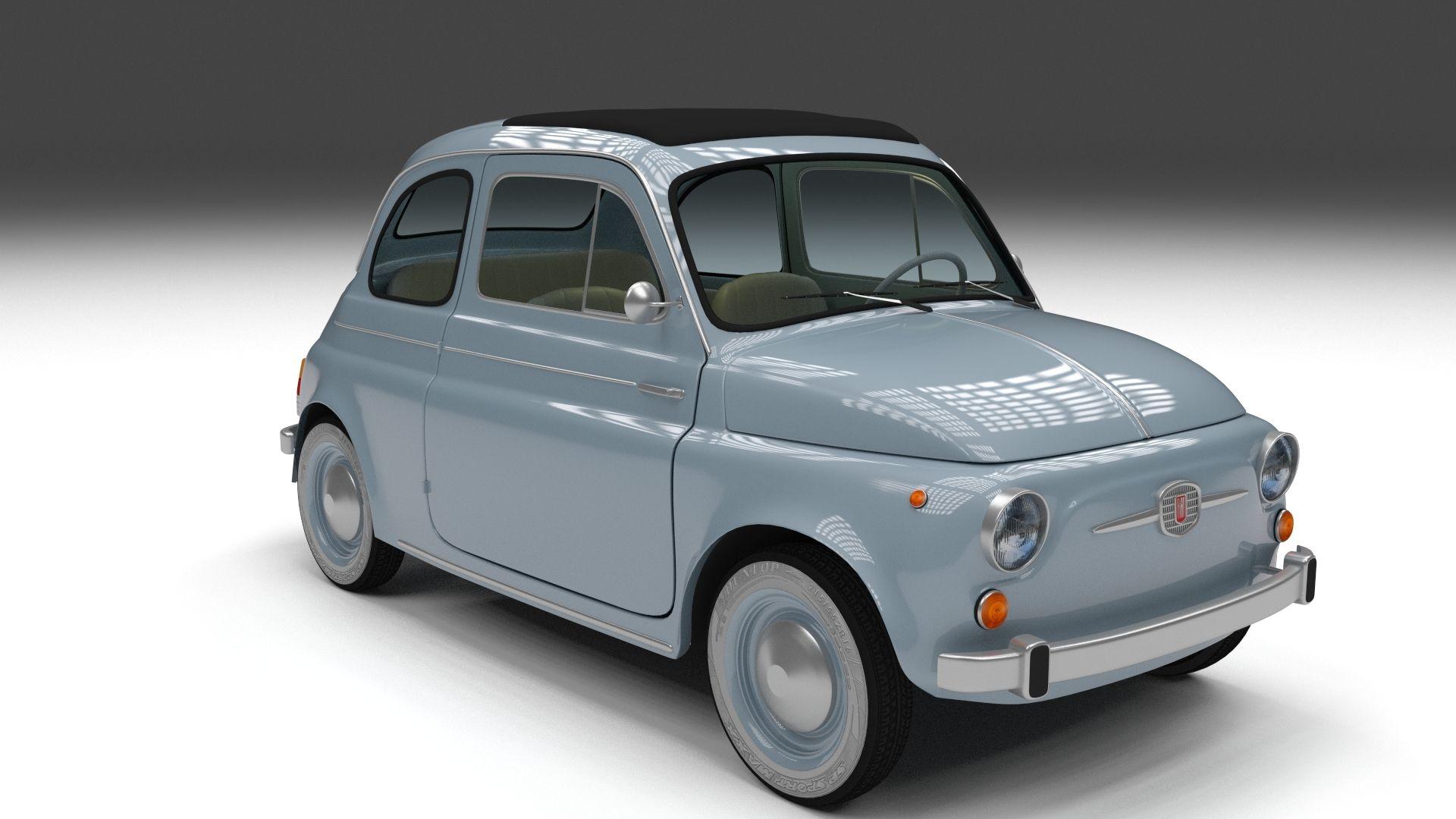Fiat Nuova 500 1957 Nuova Fiat Fiat 500 Fiat Typography Design