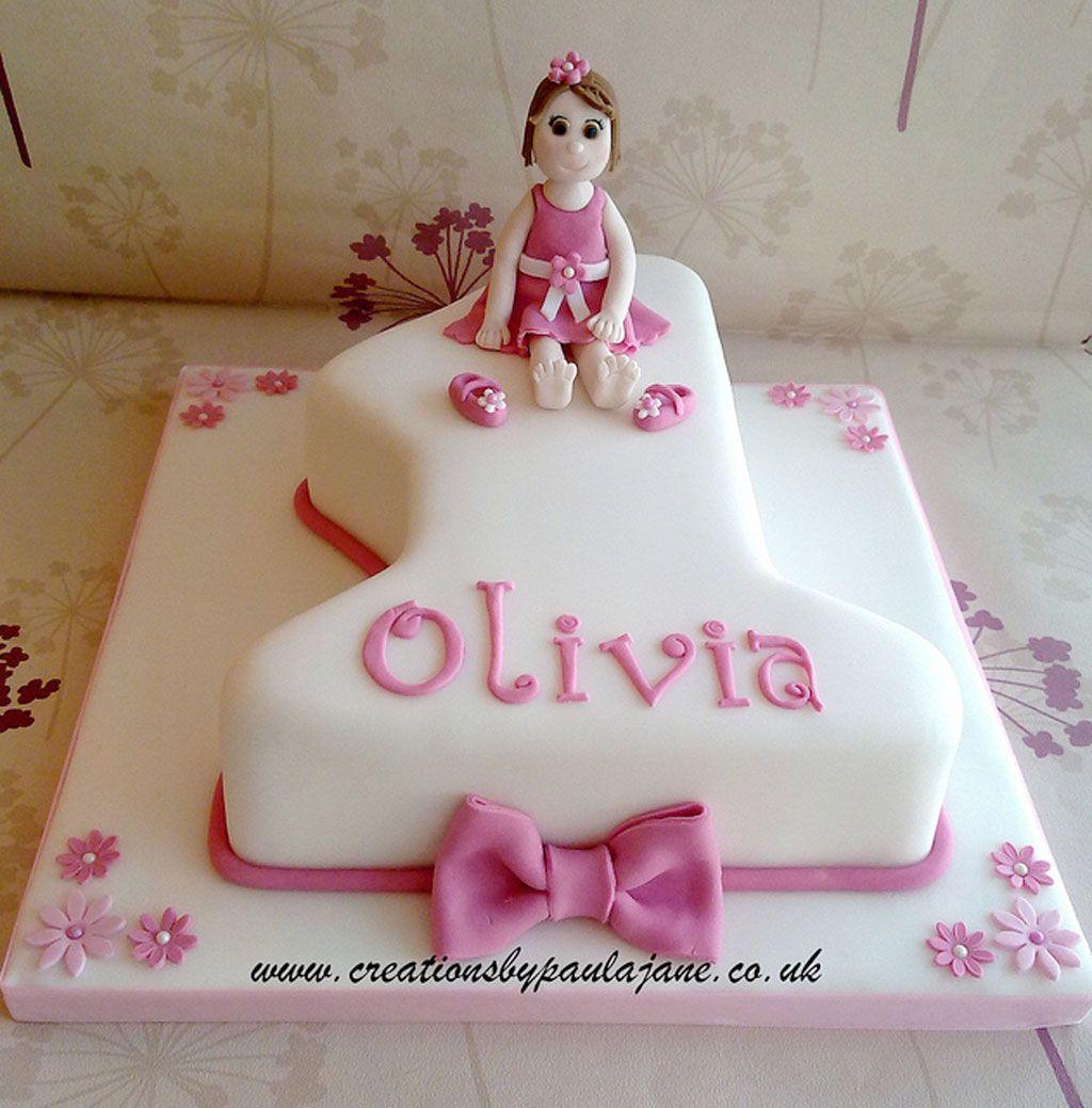 Firstbirthdaycakegirljpg  Birthday Ideas - 1st girl birthday cake