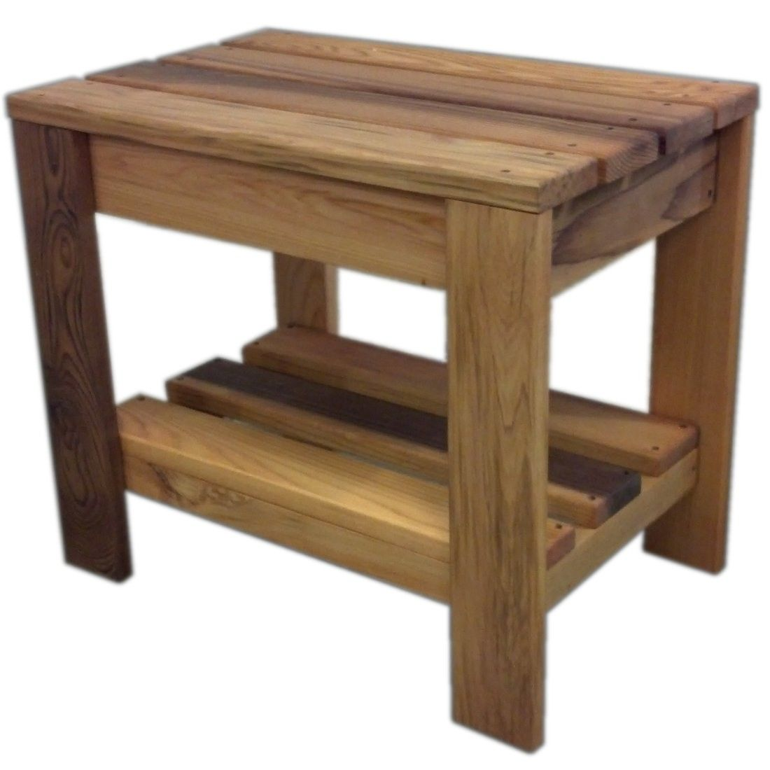 Oregon Patio Works Side Table.