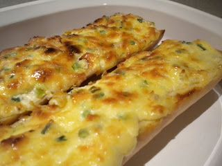 In My Kitchen: Aioli Asiago Cheese Bread (aka Killer Bread Redux)