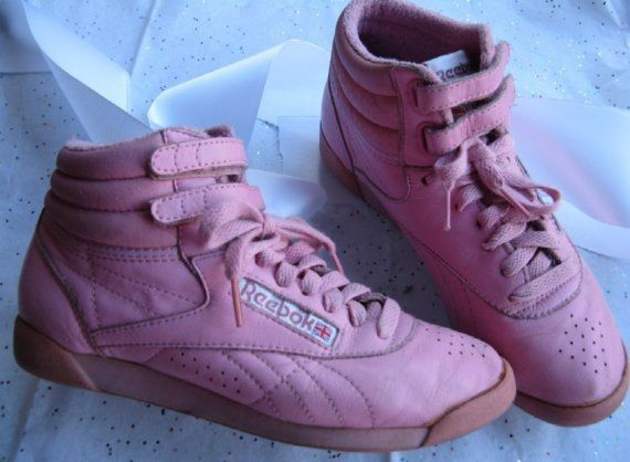 reebok kids high tops