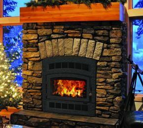 Hearthstone Montgomery Wood Burning Fireplace Wood Burning Fireplace Inserts Fireplace Inserts Freestanding Fireplace