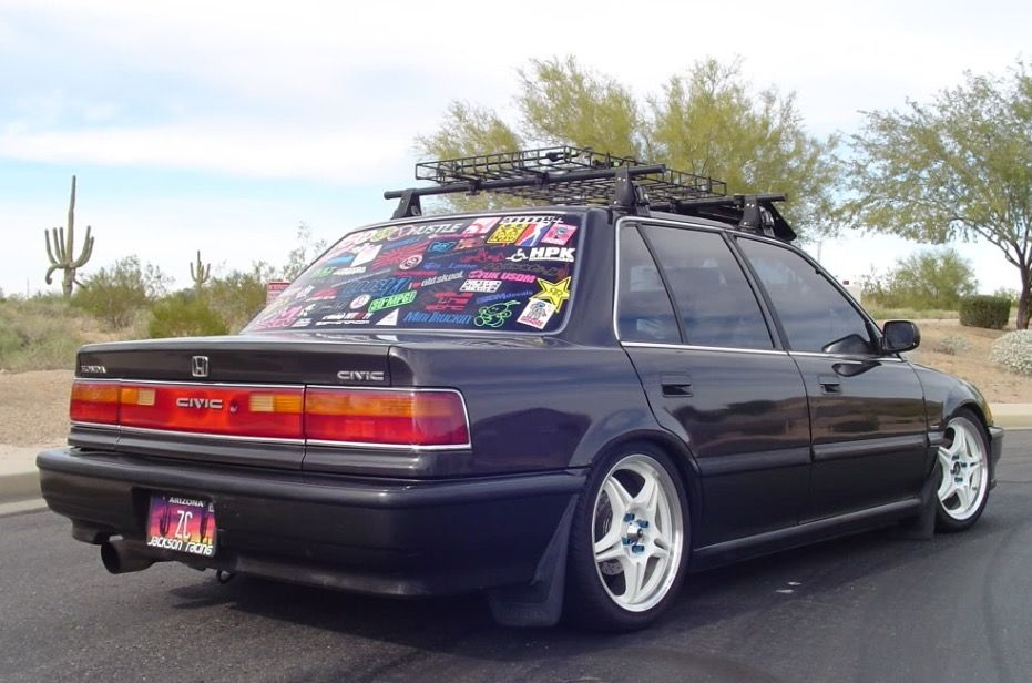 Pin By Chris On Honda Civic Ef Sedan Modified Pinterest