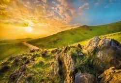 Komar Mountain Fotobehang National Geographic 8-525