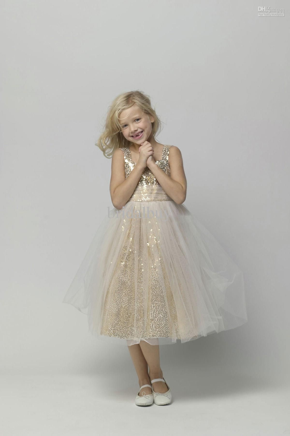 Cheap Flower Girl Dress - Dress Xy