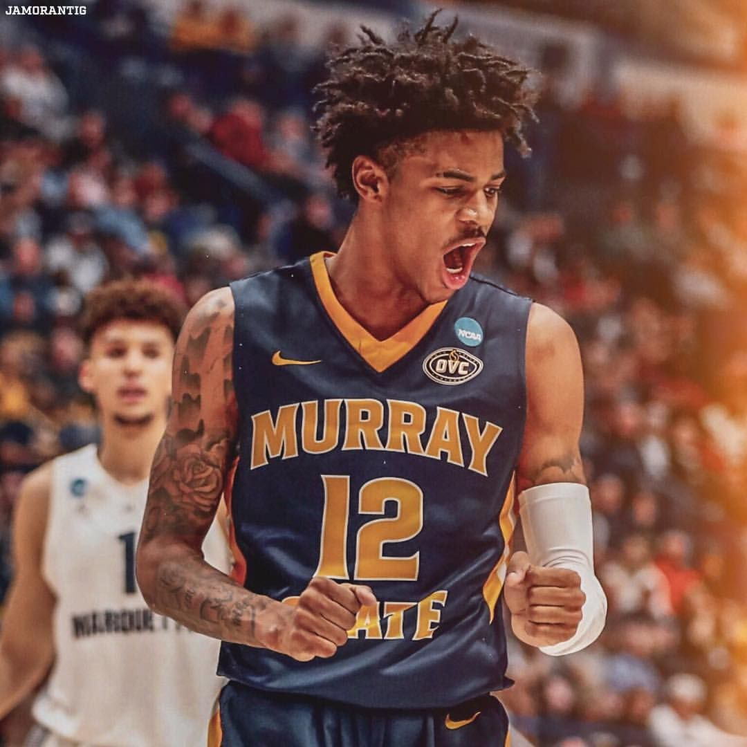 Ja Morant officially declares for the 2019 NBA Draft