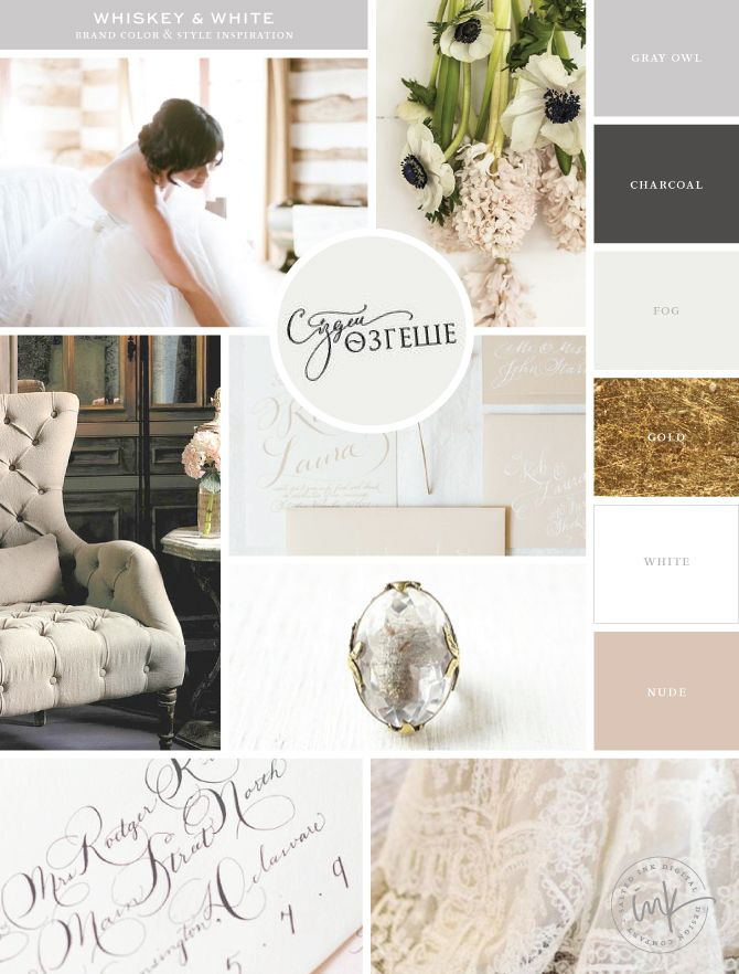 Whiskey White Events Wedding Planner Brand And WordPress Website Design By Salted Ink