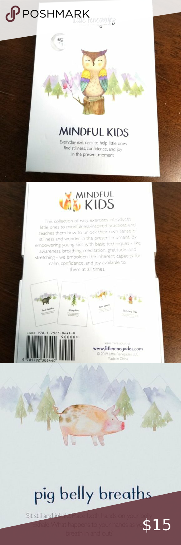 Mindful Kids By Little Renegades In 2020 Morning Ritual Mindfulness Kids