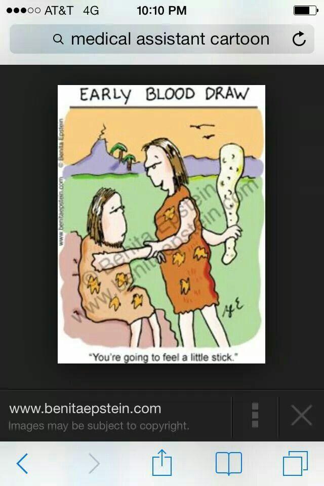 Blood Draw Funny Sarcastic Pinterest Nurse Cartoon Nurse
