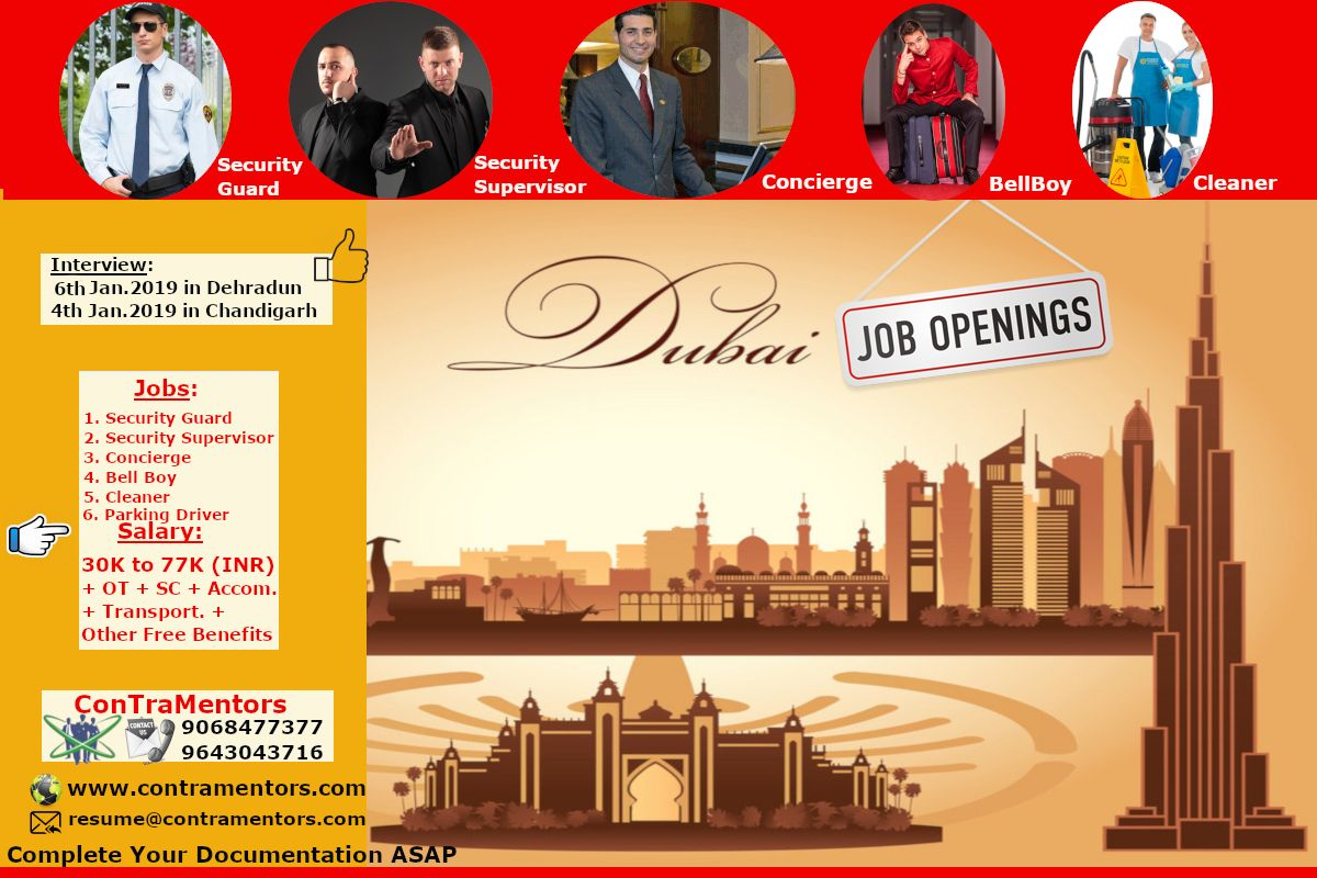 New Job Openings In Apex A Leading Hospitality Brand In Dubai