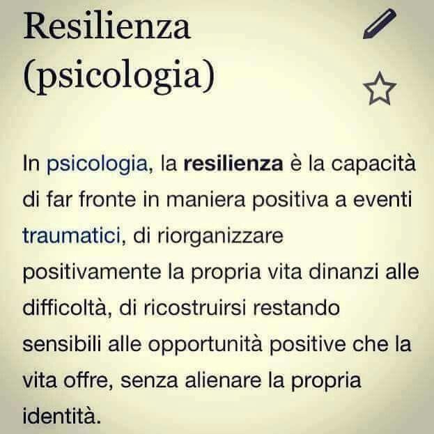 spesso Resilienza   frasi   Pinterest AA49