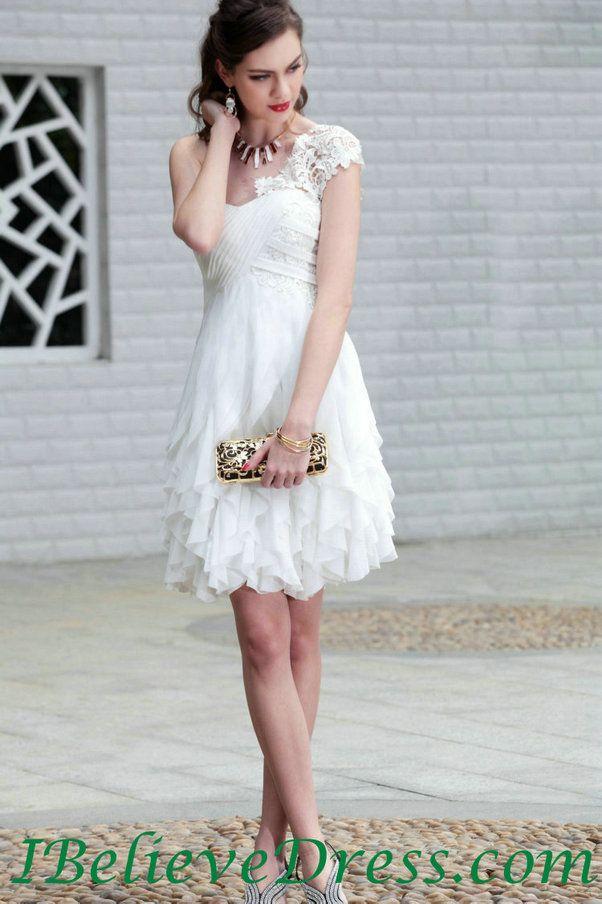Short Dresses for Evening Wedding