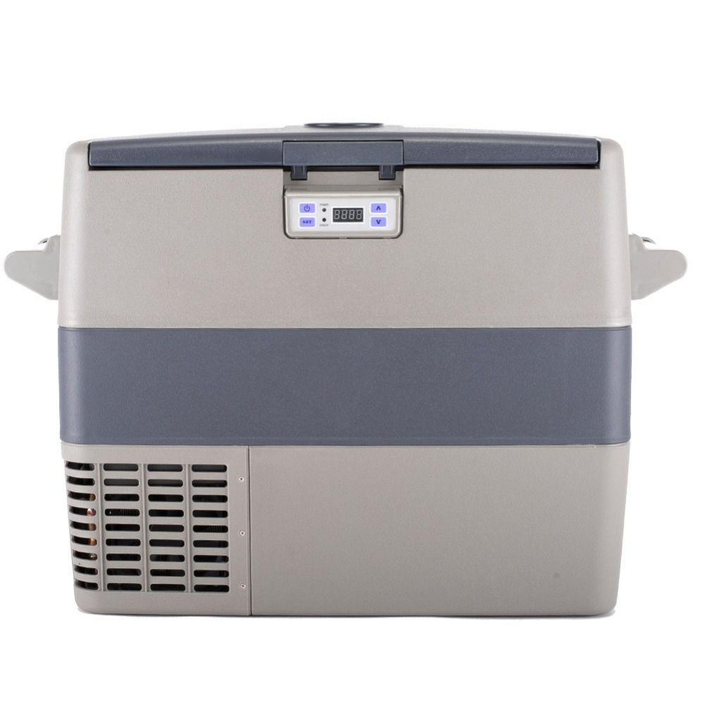 Smad 1 7 Cu Ft 12v Truck Refrigerator Freezer Compressor Fridge Interior Light Rv Boat Car Cooler With Detachable H Portable Cooler Car Cooler Car Refrigerator