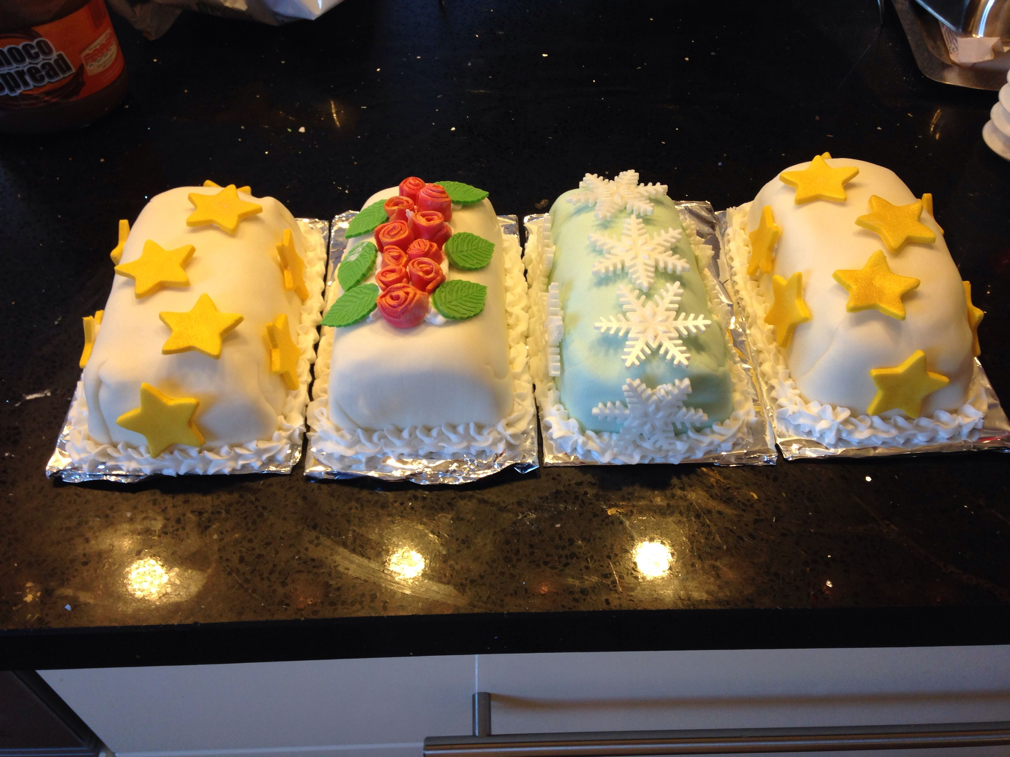 Mini Cake Loaf Recipes: Mini Loaf Cakes For Gifts