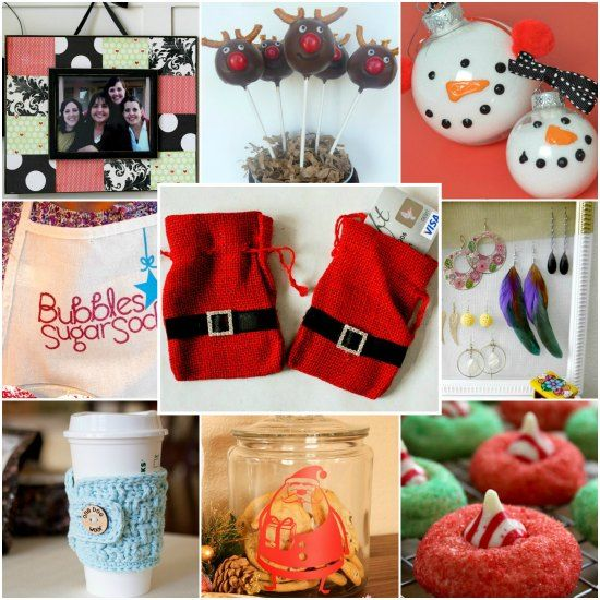 21 fun christmas treats and gifts that are handmade do it yourself 21 fun christmas treats and gifts that are handmade solutioingenieria Image collections