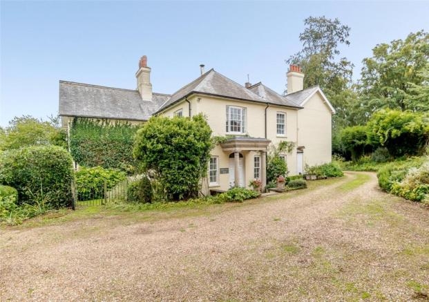 7 bedroom detached house for sale in Offley, Hitchin