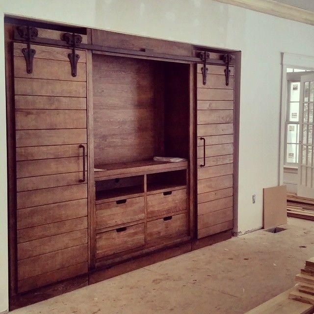 Guest bedroom murphy bed idea. #colorTHEORYboston | Rustic ...