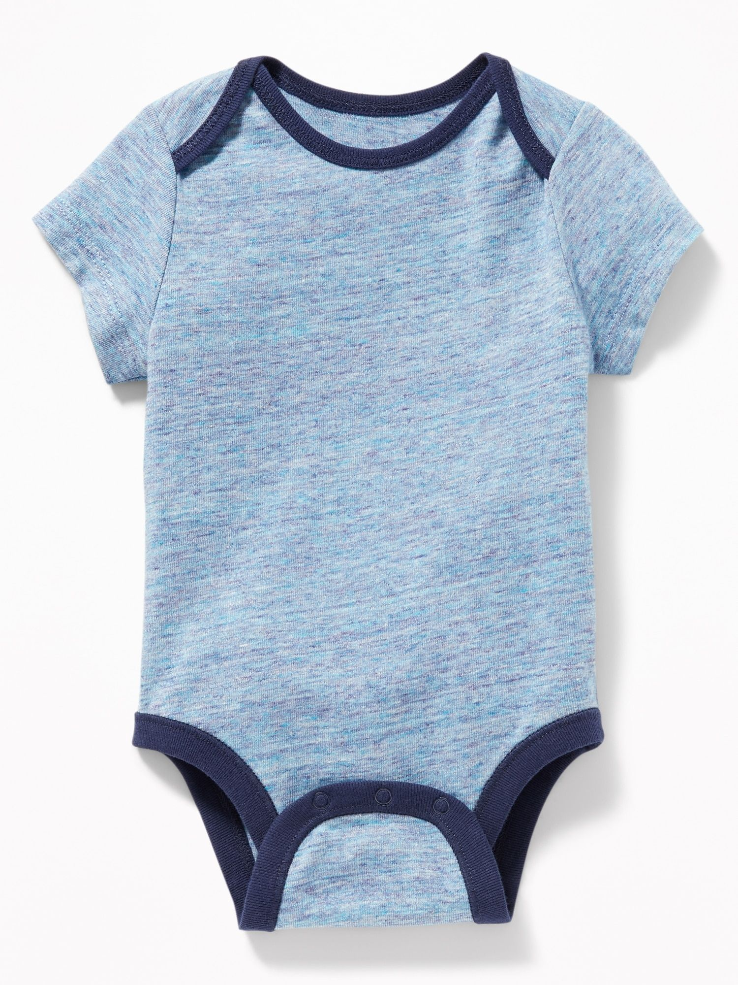 904aad5cb Heathered Bodysuit for Baby