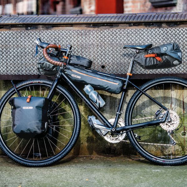 Gravel Pack With Images Bike Touring Packing Bike Camping