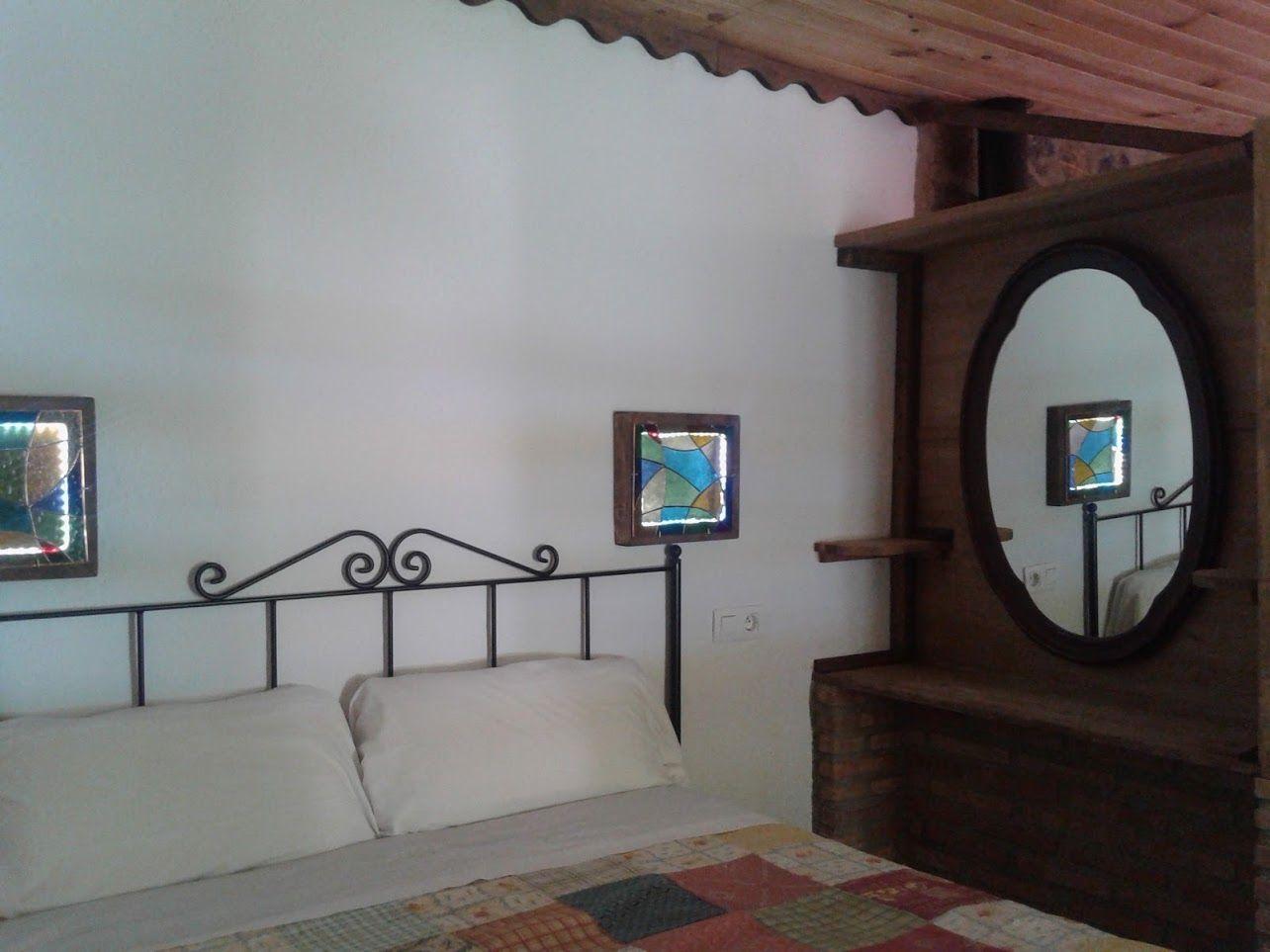El Bungalow Yara Tiene Un Acogedor Salon Con Chimenea Amplio Bano