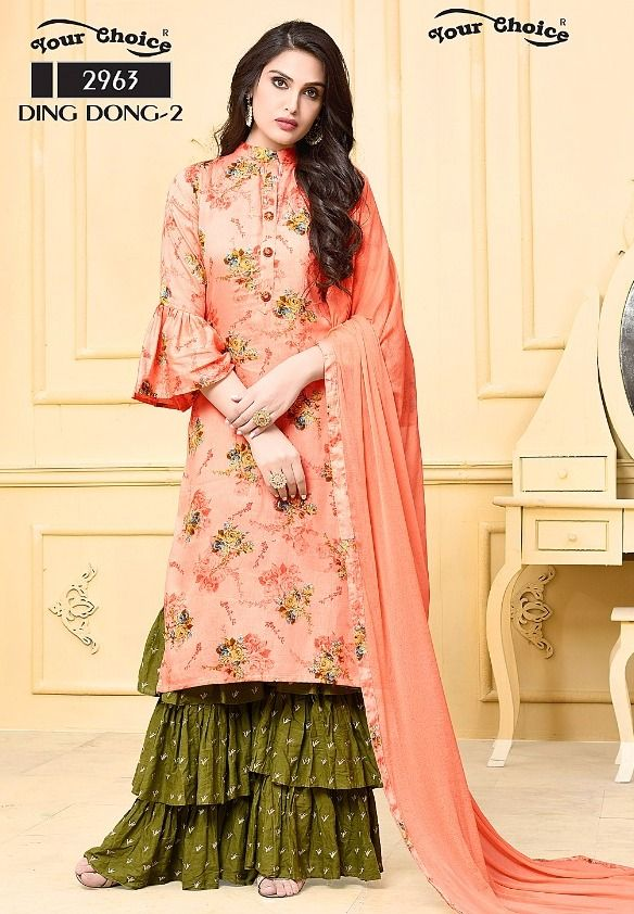 ding dong vol 2 by your choice jam silk sharara style dresses collection  wholesaler  punjabisuits  patialasuits  salwarkameez  salwarsuits   onlineshopping ... 3e0012f2c0