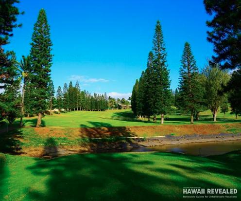Pukalani Country Club, located on Maui island, offers