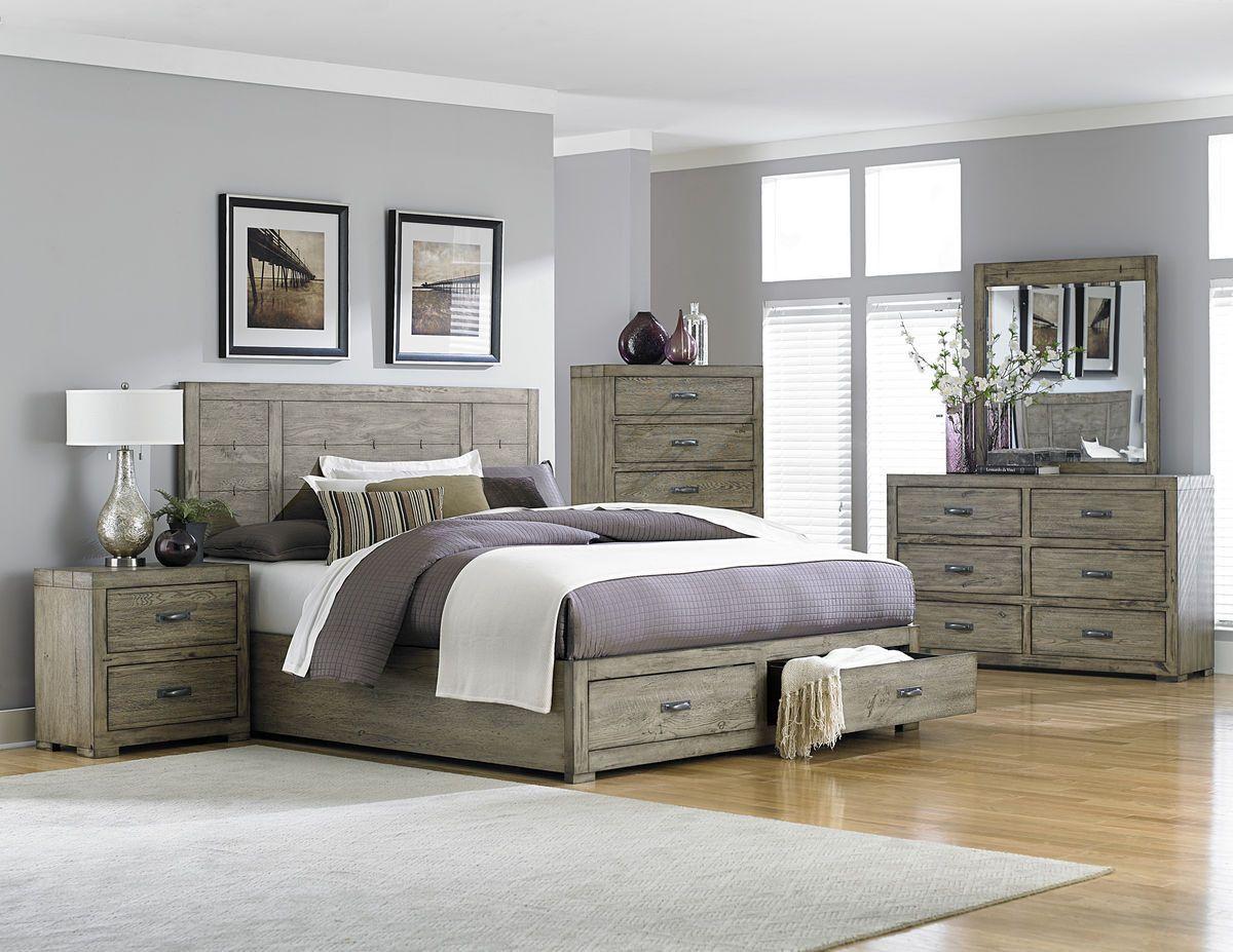 Best Home Elegance Abbott 4Pc California King Bedroom Set 2297 400 x 300