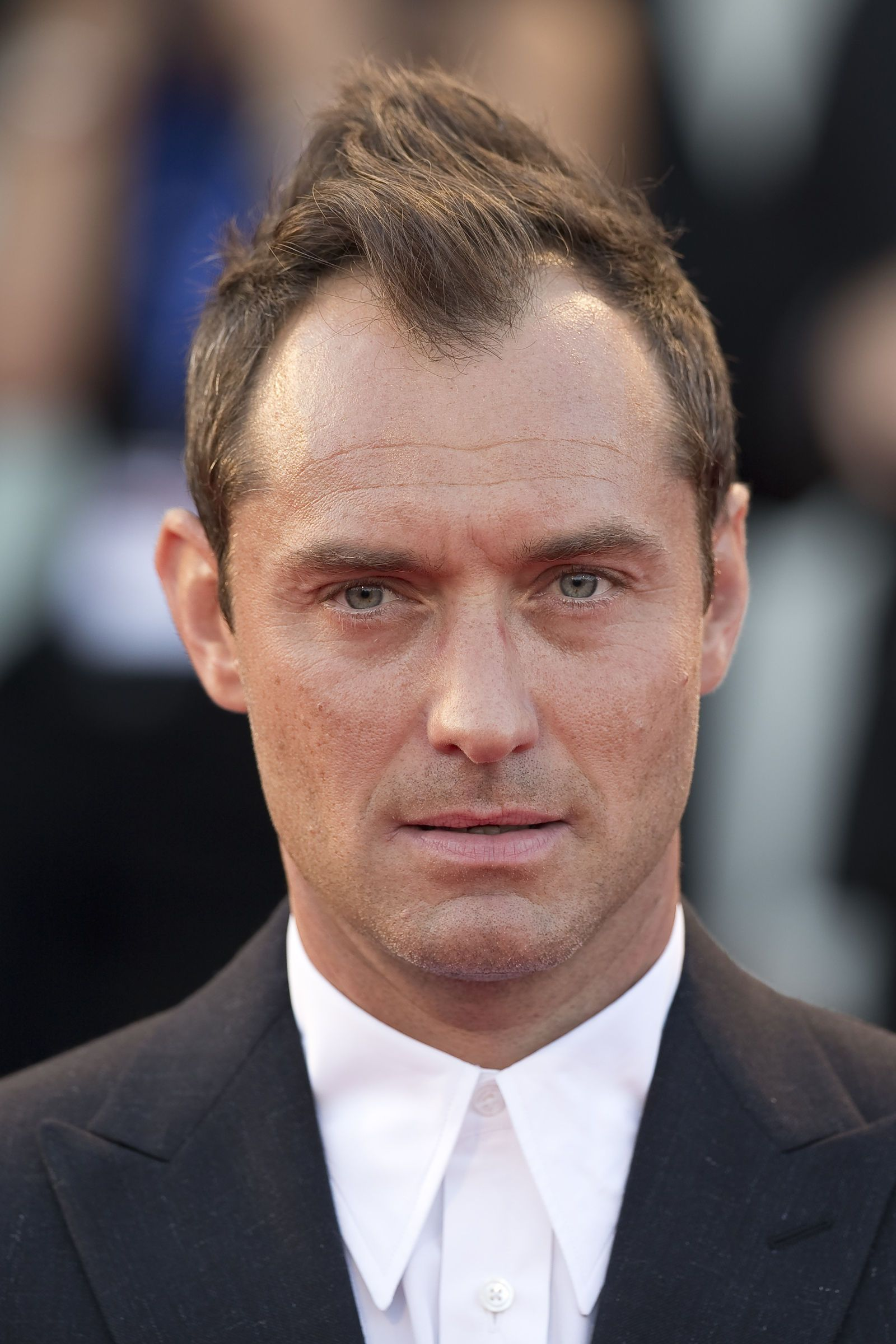 Jude law mohawk menshairstyles mens hairstyles in