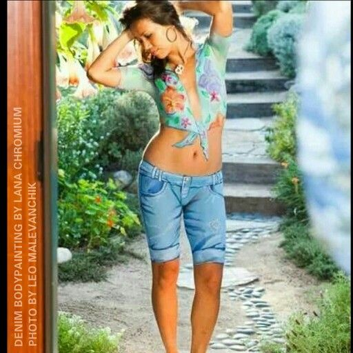 Body Art Jeans