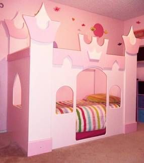 Kids Castle Beds New and Custom Made | Childcare & Nanny ...