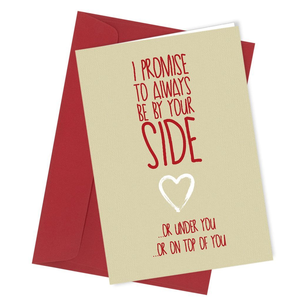 #60 VALENTINE or BIRTHDAY As long as i have a face CARD ADULT HUMOUR Funny Rude