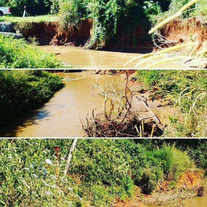 Cadastramento de Área de Preservação Permanente - APP para contenção de  erosão e elaboração de Plano de Recuperação de Área Degradada - PRAD. 6c333b6d76